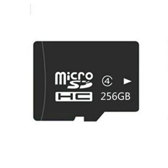 256GB Micro Sd Card /TF card for Mobile Phone smart phone Mp3 Mp4Camera - intl