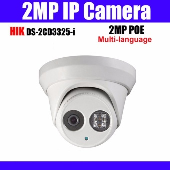 Camera Hikvision 4MP DS 2CD3345 POE 4mm