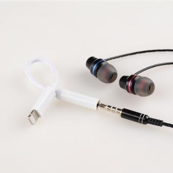 Adapter chuyển đổi cổng Lightning sang Jack Audio 3.5