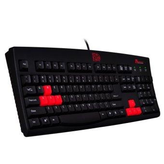 Bàn phím máy tính Thermaltake Ttesports AMARU KB AMR009THD Đen