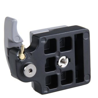 Black Camera 323 Quick Release Adapter with Manfrotto 200PL-14 Compat Plate (Intl)