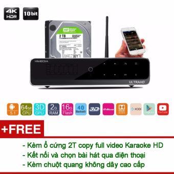 Bộ Karaoke HD Himedia Q10 Pro - Chọn bài bằng điện thoại