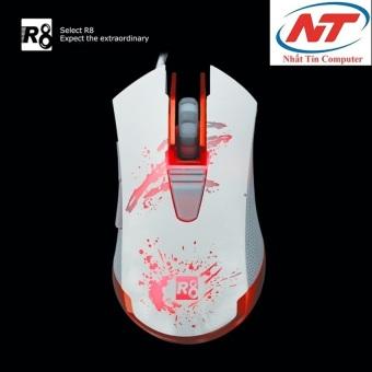 Chuột chuyên game 6D R8 1625 Led 7 màu