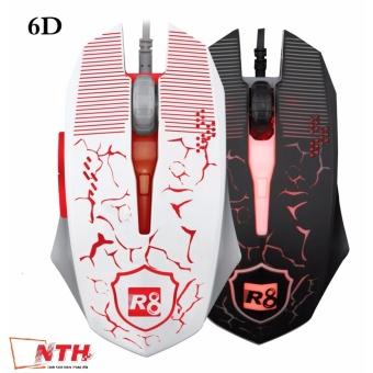 Chuột chuyên Game R8 1633 Led