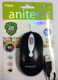 Chuột vi tính có dây Anitech A521