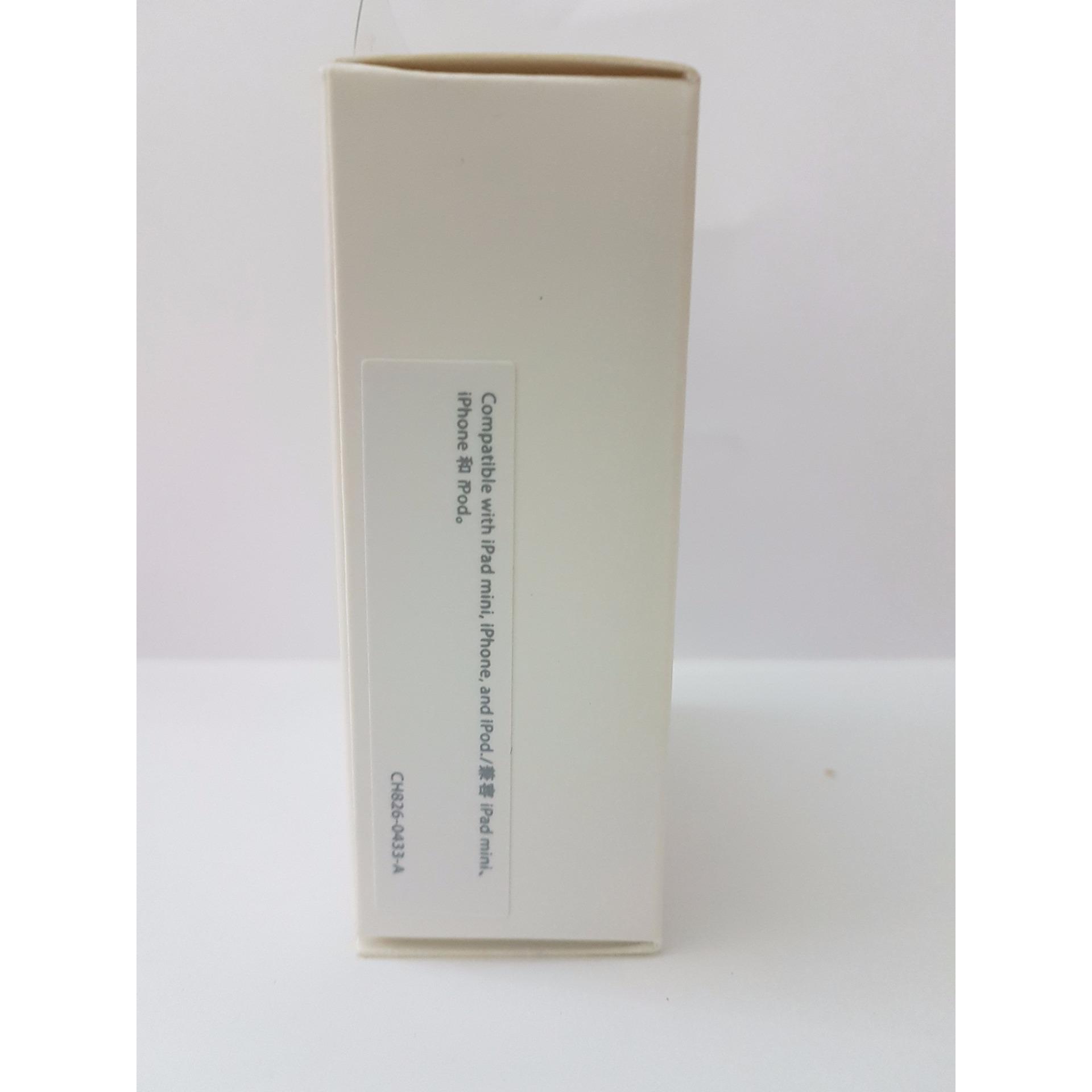 Củ sạc iphone 7/ 7 Plus Zin- Hàng nhập khẩu