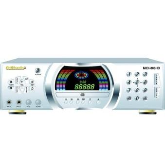 Đầu DVD karaoke California Midi 888HD (Bạc)