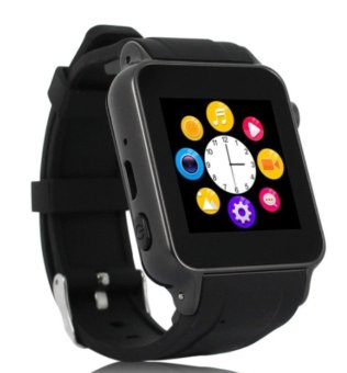 Đồng hồ thông minh Smartwatch ZGPAX S69 Đen
