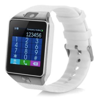 Đồng hồ thông minh smatwatch OEM DZs Trắng