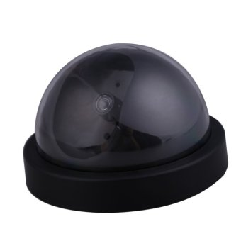 Dummy Fake Surveillance CCTV Security Dome Camera with MotionDetector (Intl)