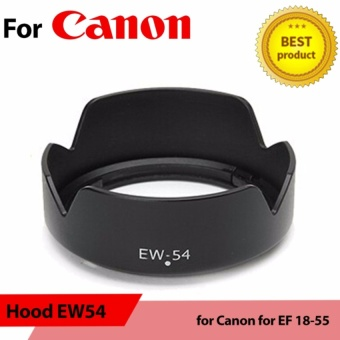 Hood EW54 for Canon for EF 18-55
