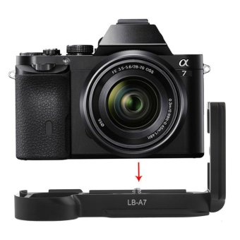 L Plate Quick Release Plate Bracket for Sony Alpha 7 A7 A7R Arca Swiss (Intl)