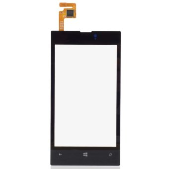 LCD Touch Screen Digitizer for Nokia Lumia 520 (Black)- - intl