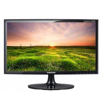 Màn hình vi tính LCD Samsung 18.5inch - Model LS19F350HNEXXV (Đen) - Hàng Nhập Khẩu