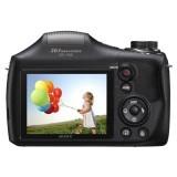 Máy ảnh KTS Sony DSC-H300 E32 20.1MP và Zoom quang 35x (Đen)