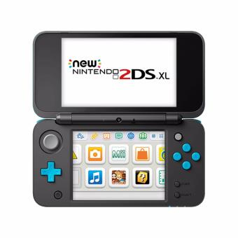 Máy Chơi Game New Nintendo 2DS XL - US - Black
