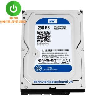 Ổ cứng PC Western Digital Caviar Blue Sata 250GB (Xanh)