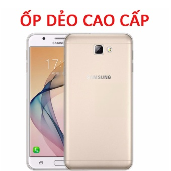Ốp dẻo trong suốt samsung J7 Prime