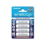 Pin AA Panasonic Eneloop Min1900maH - 2100 lần sạc hàng chính hãng