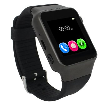 Smart Watch ZGPAX S39 TF and SIM Bluetooth Smart phone Android Black Intl