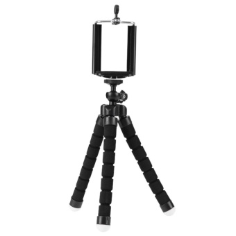 Universal Octopus Tripod Camera Accessory for GoPro Mobile PhoneCamera - intl