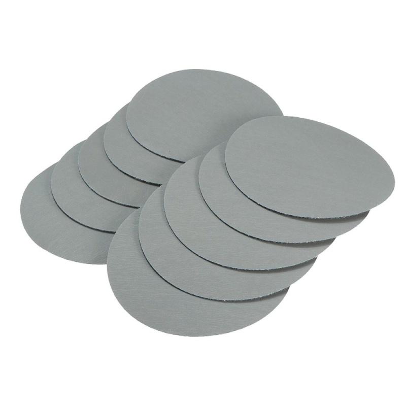 10pcs 75mm 3inch Sanding Discs Sandpaper 3000 Grit - intl