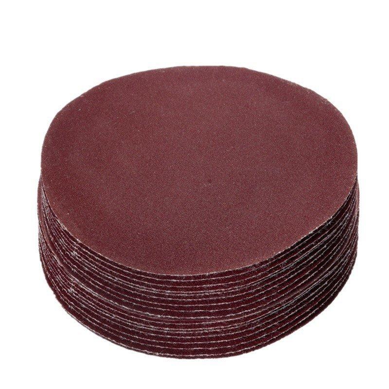 3inch 800# Sander Disc Sanding Velcro Polishing Pad Select Grits &Sets BoBo - intl