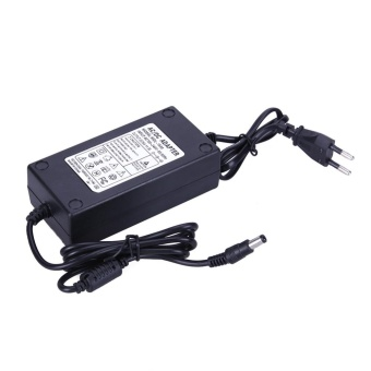AC to DC 15V 3A DC5.5*2.5mm Power Supply Adapter(Black)-EU Plug -intl