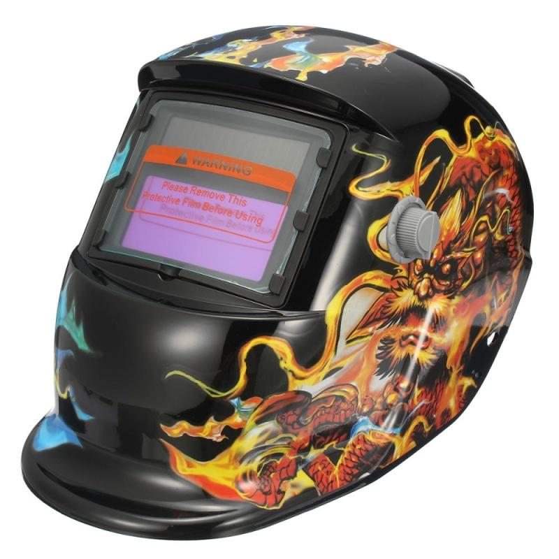Auto Darkening Solar Welders Welding Helmet Mask - intl