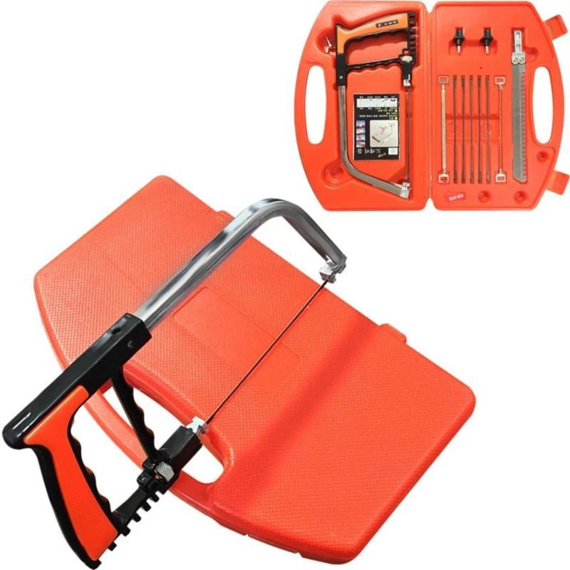 Bộ cưa cầm tay tiện lợi đa năng giá tốt nhất ( màu đỏ cam )
