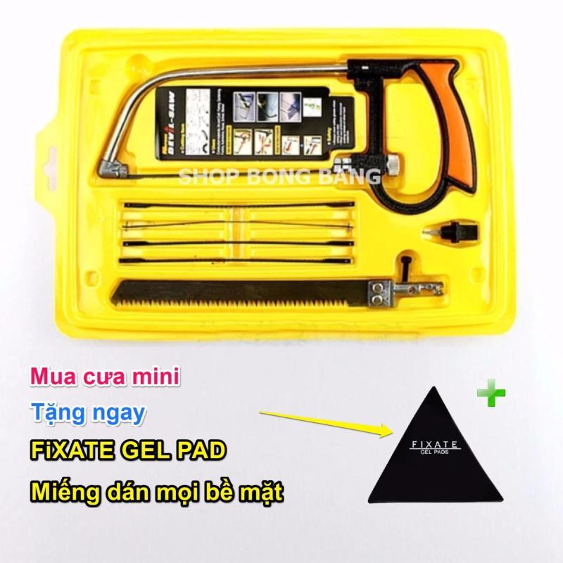 Bộ cưa đa năng 8 món tiện dụng cho gia đình B2ST288 + miếng dán Fixate gel pad