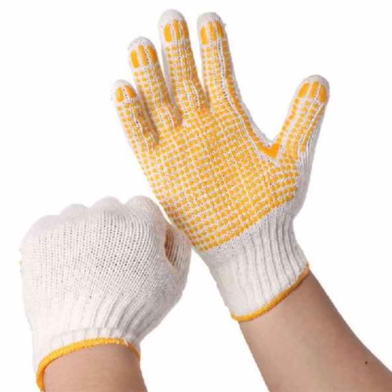 Combo 10 đôi Găng tay phủ hạt nhựa