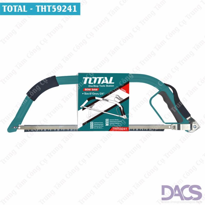 Cưa hình cung 610mm(24'') Total THT59241