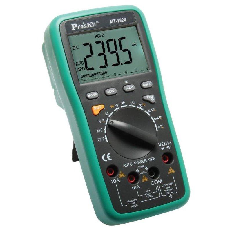 Đồng hồ đo Pro'skit MT-1820 (Xanh)