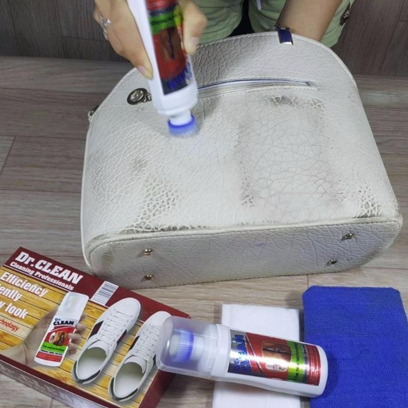 Dụng cụ chùi đồ da (giày da, túi da) Dr.Clean