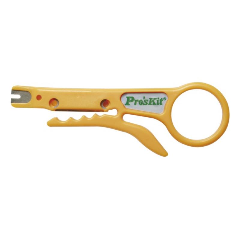 Dụng cụ tuốt vỏ, nhấn dây Proskit 8PK-CT001