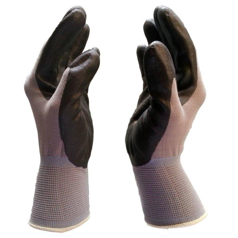 Găng tay bảo vệ 3M Comfort Grip Gloves size XL (Xám)