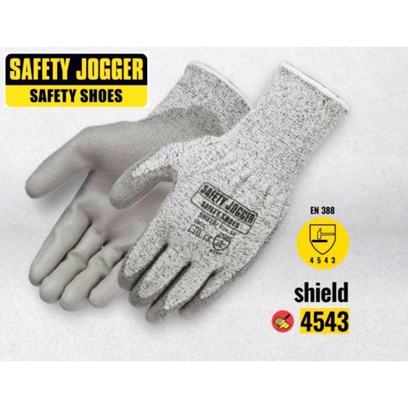 Găng tay chống cắt cao cấp Safety Jogger Shield 4543