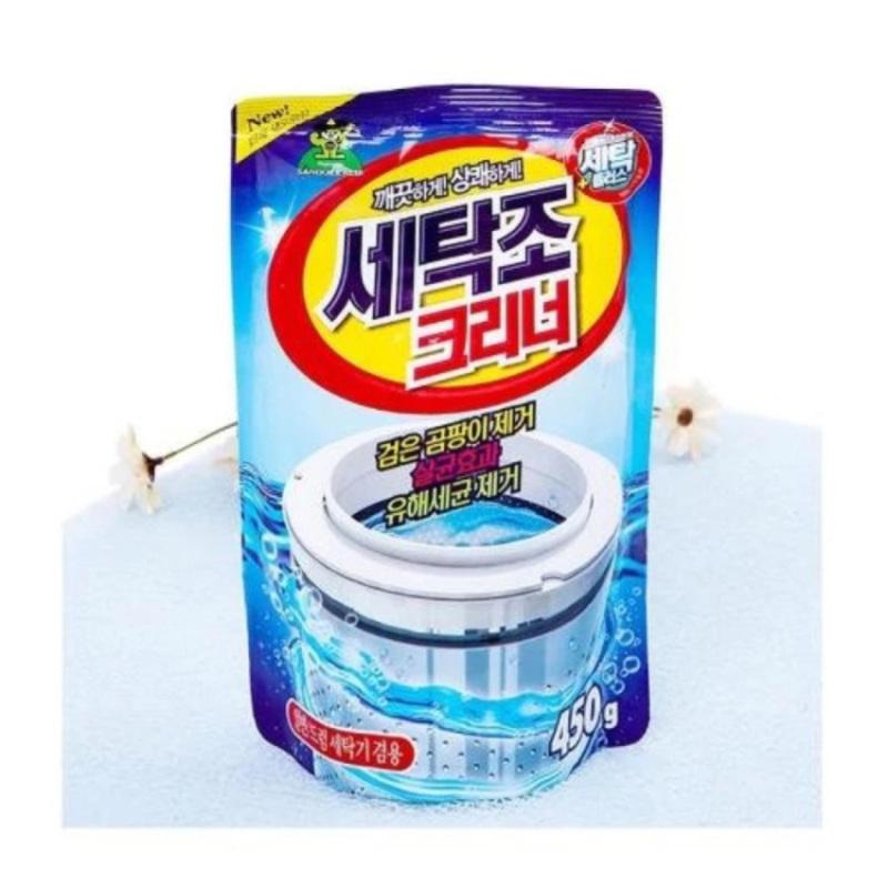 Mua Gói bột tẩy vệ sinh lồng máy giặt 450g
