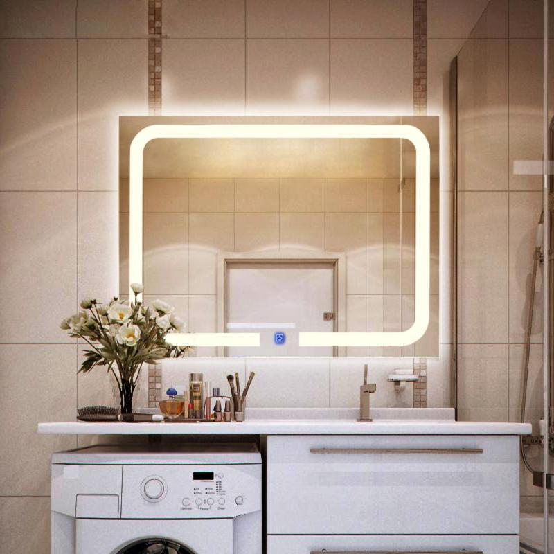 Gương đèn led cảm ứng GL100