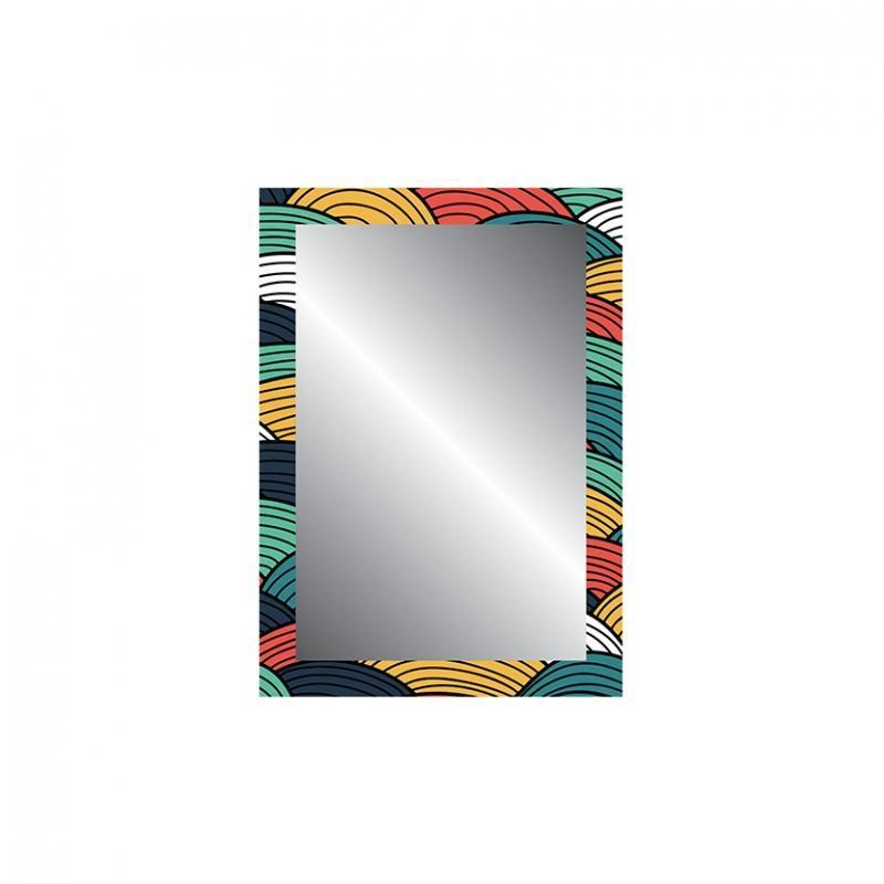Gương màu