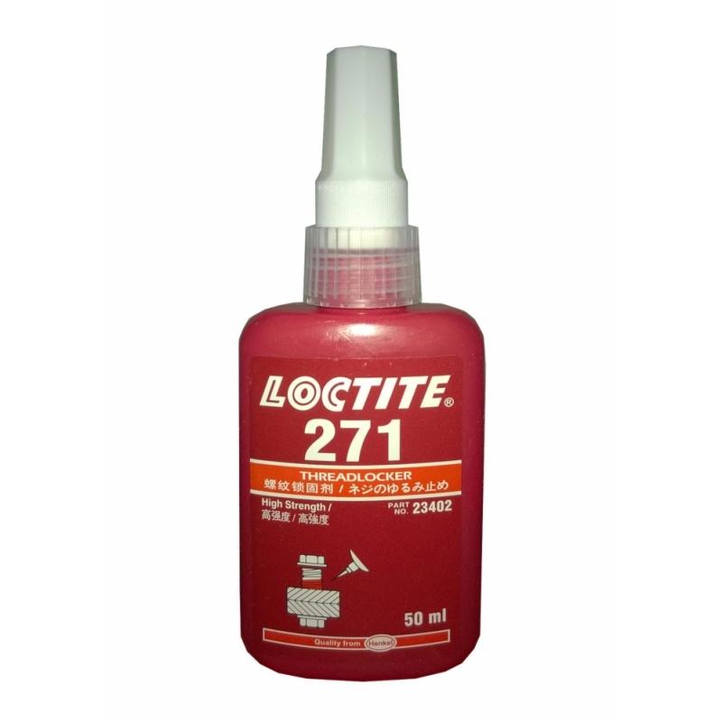 Keo khóa ren Loctite 271 cho bulông, ốc vít - chai 50ml