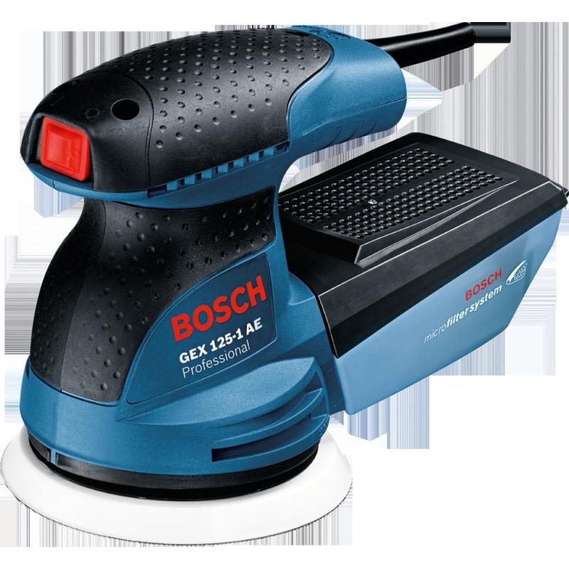 Máy chà lệch tâm Bosch GEX 125-1 AE Professional