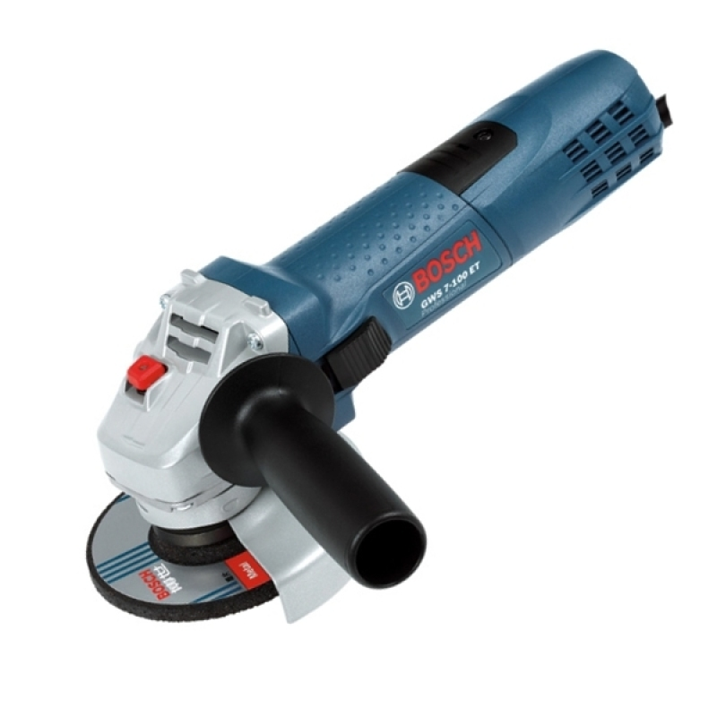 Máy mài Bosch GWS7-100ET 720W (Xanh)