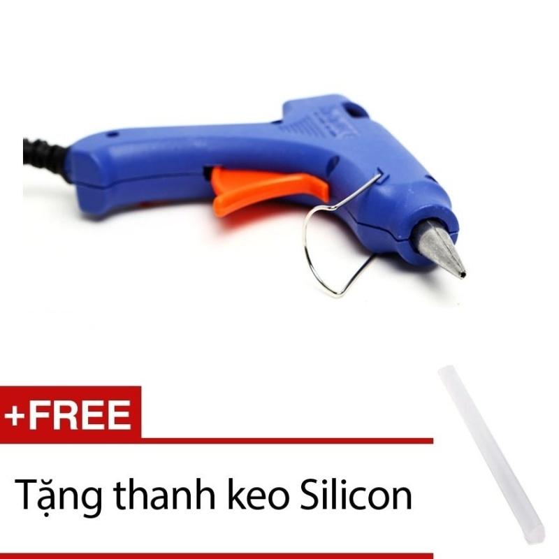 Súng bắn keo silicon  20W + Tặng 1 thanh keo silicon