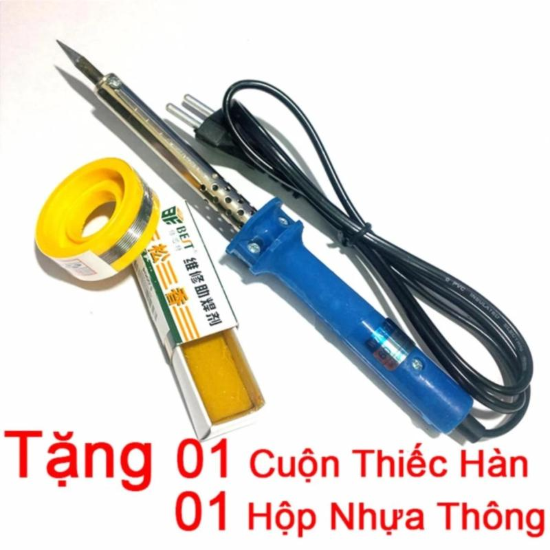 Tay Hàn Nhiệt WINSTER 60W ( Tặng 01 Cuộn Thiếc Sunchi và 01 Hộp Nhựa Thông )