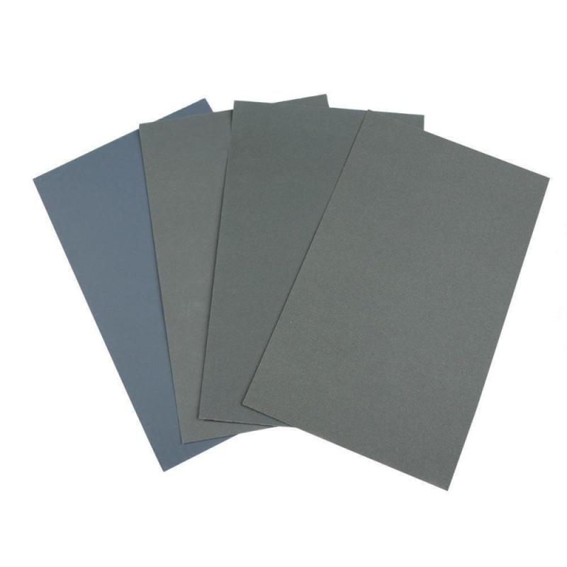 Wet and Dry Sandpaper 1000 grit STARCKE Abrasive Waterproof Paper Sheets - intl