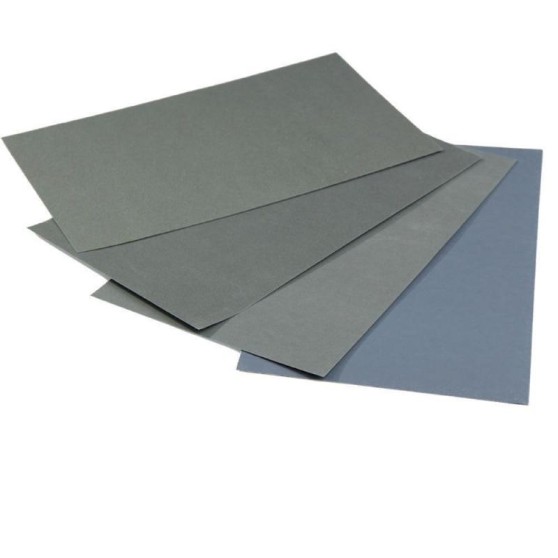 Wet and Dry Sandpaper 2000 grit STARCKE Abrasive Waterproof Paper Sheets - intl