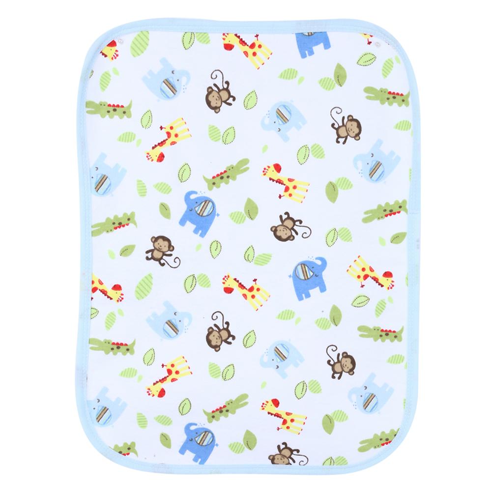 Baby Waterproof Reusable Nappy Sheet Mat 34cm X 40cm