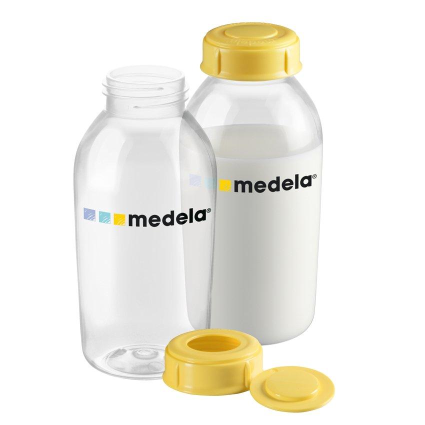Bộ 2 bình trữ sữa cho bé Medela (Vàng)
